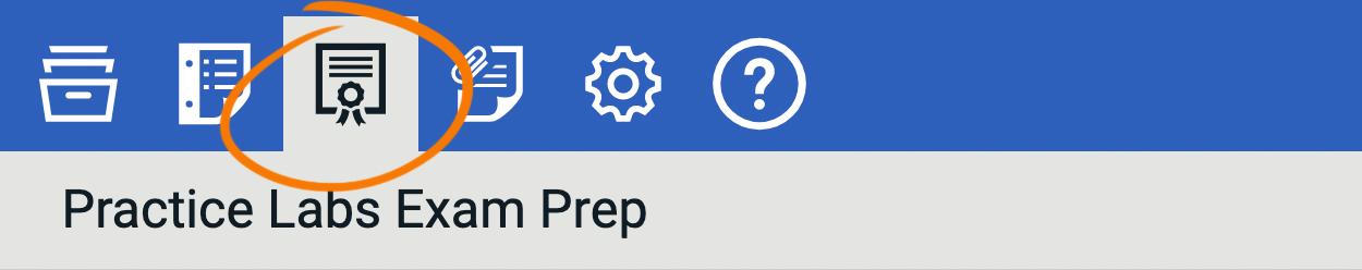 Exam Prep Tab